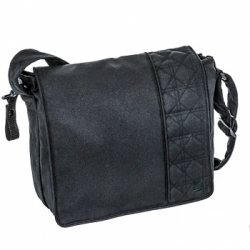 Сумка для коляски Messenger Bag Black Melange (980)