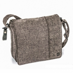 Сумка для коляски Messenger Bag Dark Stone Melange (970)
