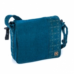 Сумка для коляски Messenger Bag Jeans (994)