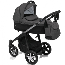 Коляска Baby Design Husky New 2018, 10 Black